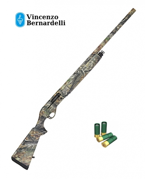 Рушниця напівавтоматична Bernardelli Mega Camo к.12/76