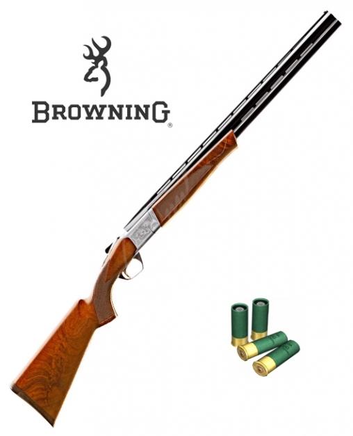 Browning Cynergy Hunter Grade 3