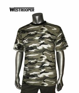 Футболка Westrooper 170G Army Shirt Urban
