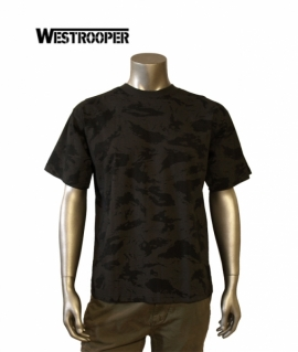 Футболка Westrooper 170G Night Camo