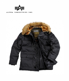 Куртка Alpha Industries Arctic Jacket