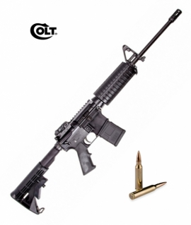 "Colt 223Rem 16.1"""