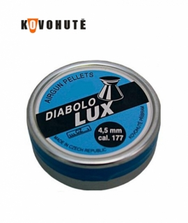 Кульки Diabolo Lux 4.5 мм. 0.54 г.