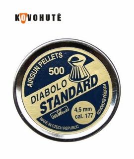 Кульки Diabolo Standard 4.5 мм. 0.5 г.