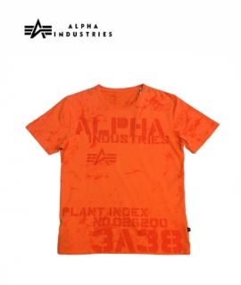 Футболка Fight Club T, orange