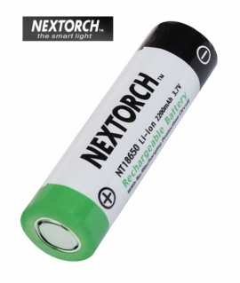 Акумуляторні батарейки NexTorch NT18650