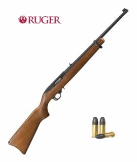 """RUGER """"10/22"""" Carbine Hardwood кал. 22LR"""