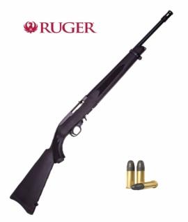 """RUGER """"10/22-FS"""" Carbine Black Synthetic кал. 22LR"""
