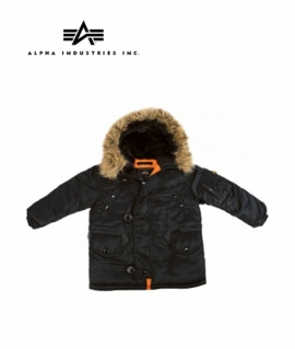 Дитяча куртка Alpha Industries Youth N-3B Parka