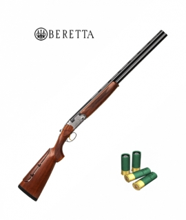 Beretta 686 Silver Pigeon I 12/76/76см Single Trigger B-Fast MC