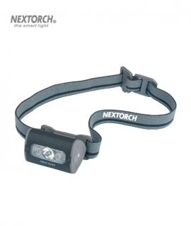 Ліхтар налобний NexTorch Trek star UV