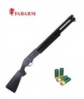 Fabarm SDASS Trainer Carbon кал. 12/76. Ствол - 51 см