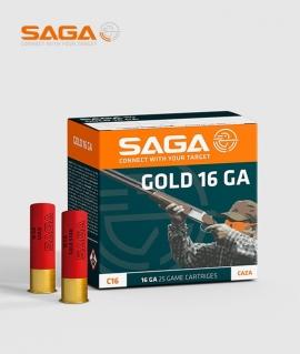 Патрон Saga GOLD (4) 16 кал.