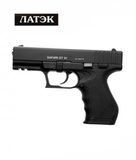 """Пістолет """"Сафарі GT-60"""" кал.9мм P.A.чорний"""