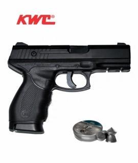 KWC KM-46 (Taurus 24/7) Pastic Slide кал. 4.5 мм.