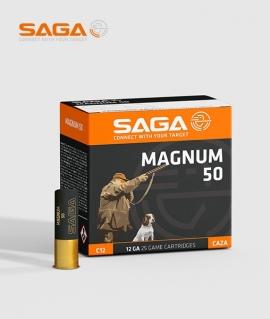 Патрон Saga Magnum 50 (4) 12 кал.