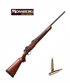"Mossberg Patriot кал.308Win 22"" BBL Blue Walnut Classic"