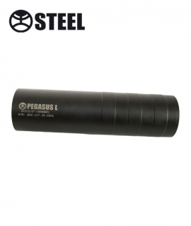 Глушник Suppressor Steel PEGASUS L .223 1/2 28 Gen II