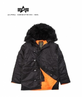 Куртка Alpha Industries Slim Fit N-3B Parka