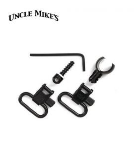 "Антабка Uncle Mike's для рушниць 20кал. для ременів 1"" (2,5см)"