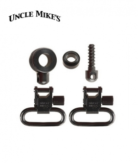 "Антабки Uncle Mike's для нарізних карабінів Lever Action для ременів 1"" (2,5см)"