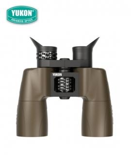 Бінокль YUKON Solaris 12x50 WP